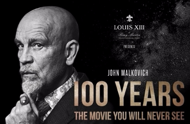 John Malkovich makes the movie you will never see