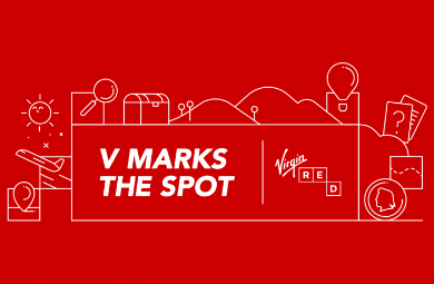 Virgin, V Marks the Spot