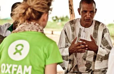 Oxfam - My Oxfam