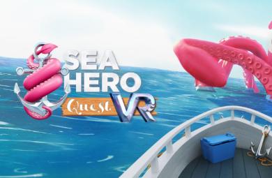 Sea Hero Quest VR, Saatchi & Saatchi