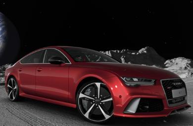 Audi Moon