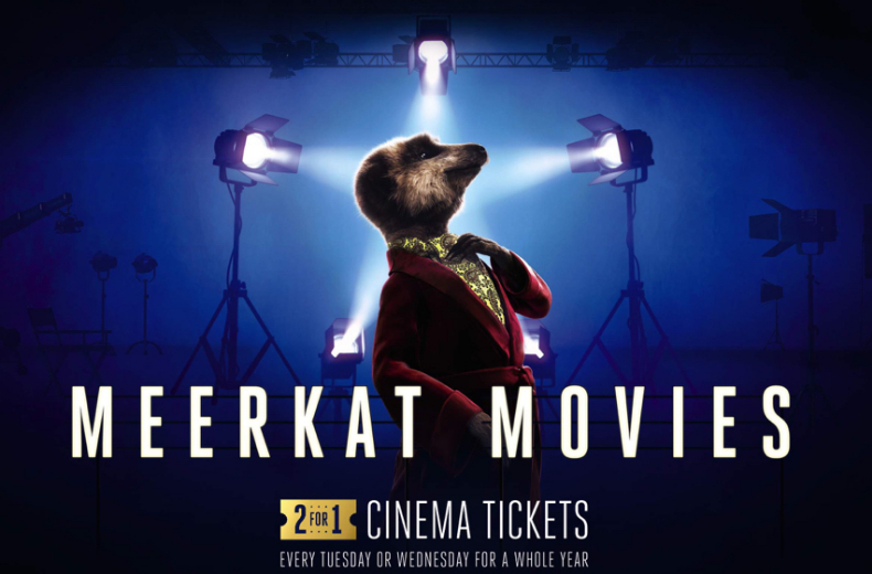 Meerkat Movies - VCCP