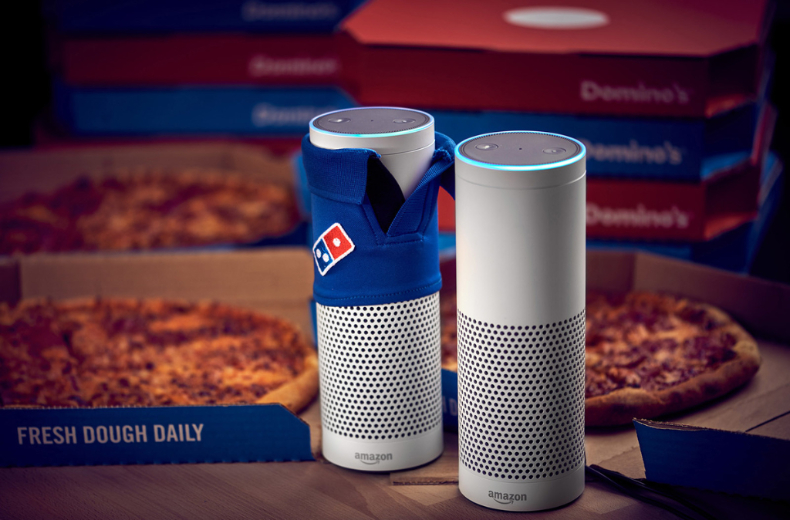 Dominos and Amazon