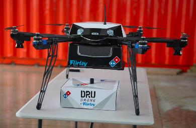 Dominos DRU Drone
