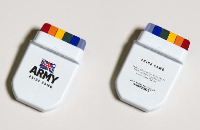 The Army Pride camo - Karmarama