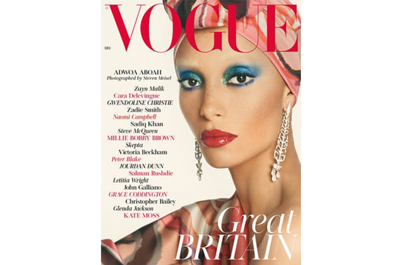 British Vogue December 2017 - Edward Enninful