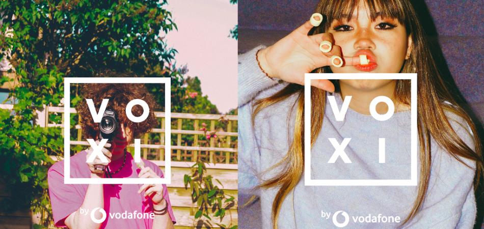 Vodafone's youth brand VOXI