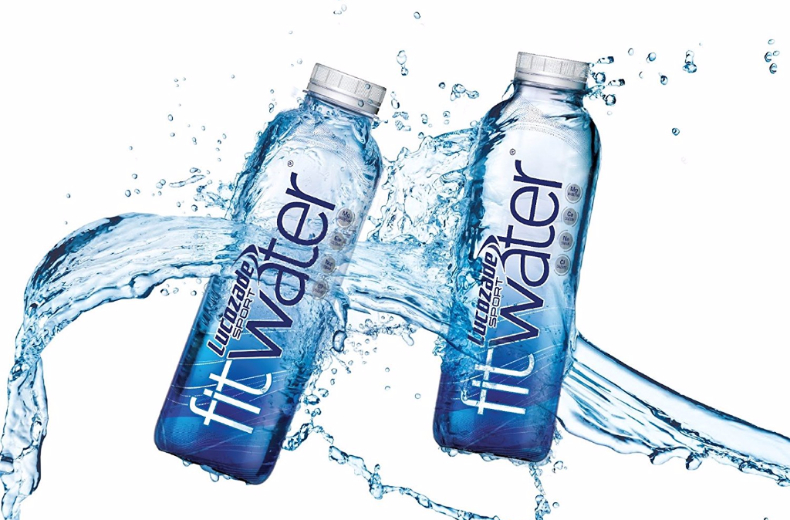 Lucozade Fitwater