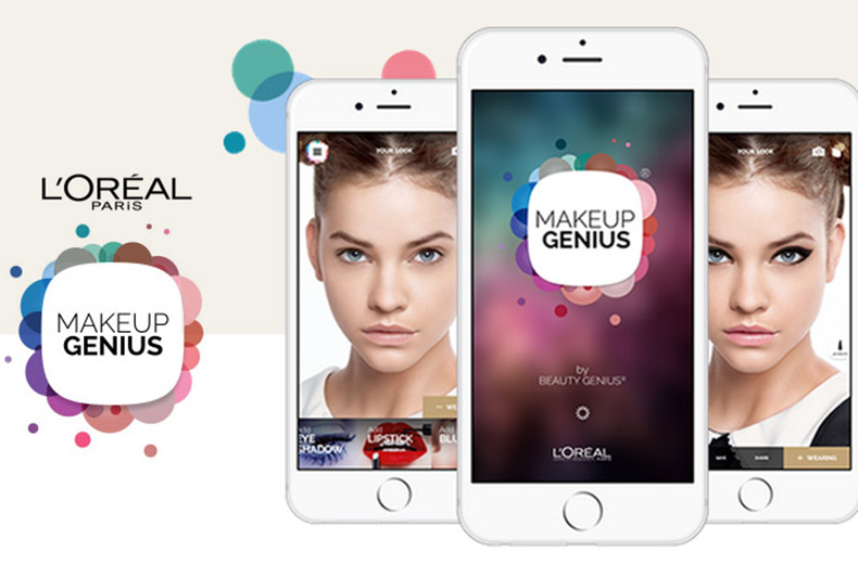 L'Oréal - Make Up Genius