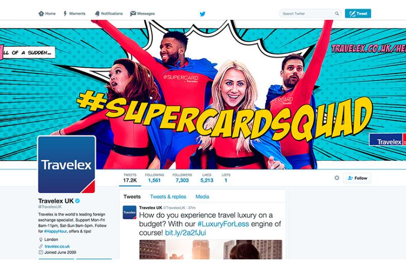 Travelex - Supercard