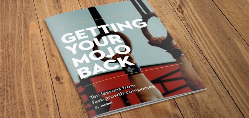 isobel - Getting Your Mojo Back