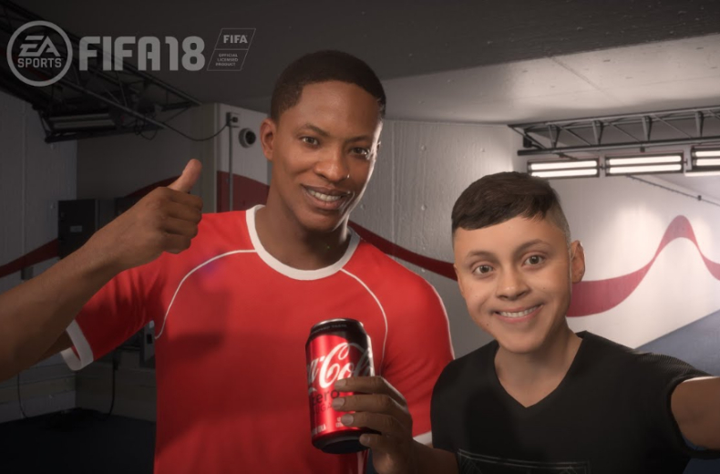 Coca-Cola - Alex Hunter