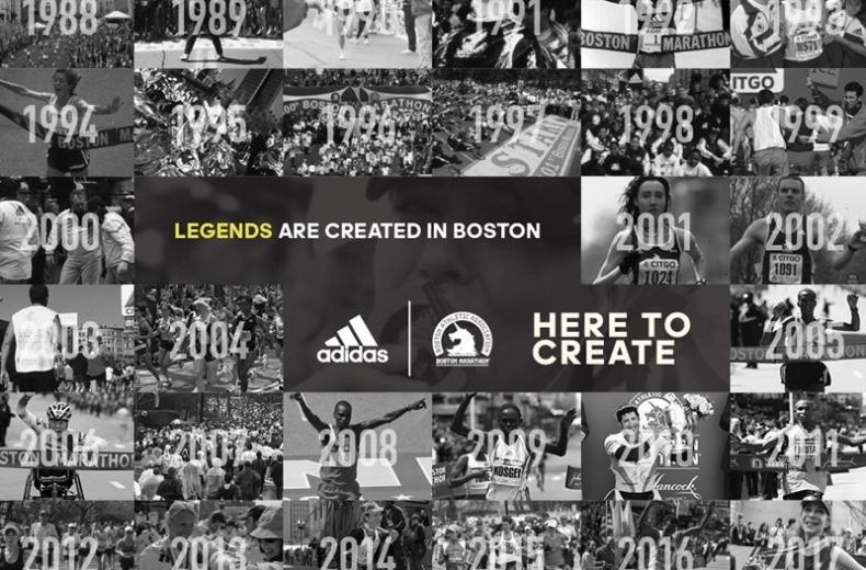 adidas -  Boston Marathon