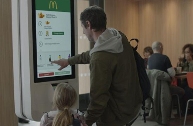 McDonalds - Grown Up - Leo Burnett