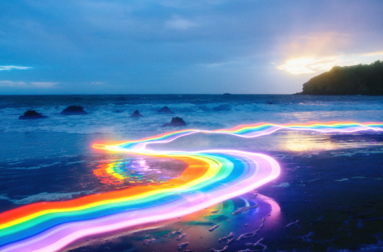 Daniel Mercadante, Rainbow Roads