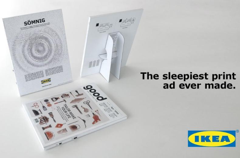 IKEA 'SÖMNIG' by Memac Ogilvy