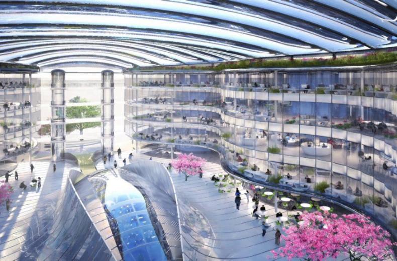 Biomimetic Office,