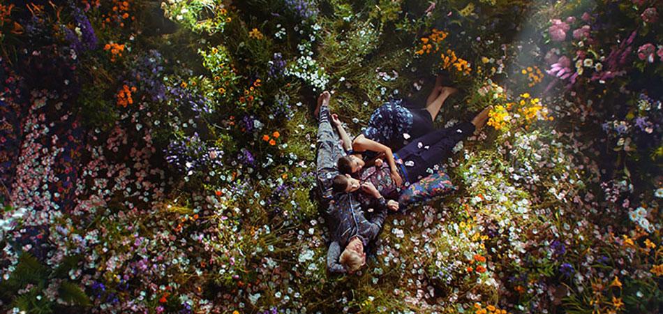 Erdem x H&M, 'The Secret Life of Flowers' by Baz Luhrmann