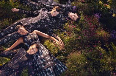 Erdem x H&M - The Secret Life of Flowers