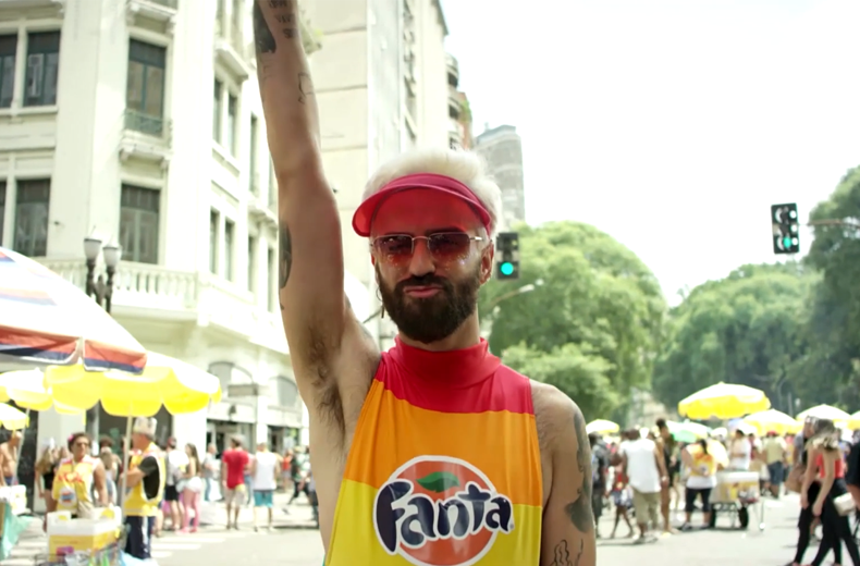 This Coke is a Fanta. So what? David The Agency, Sao Paulo