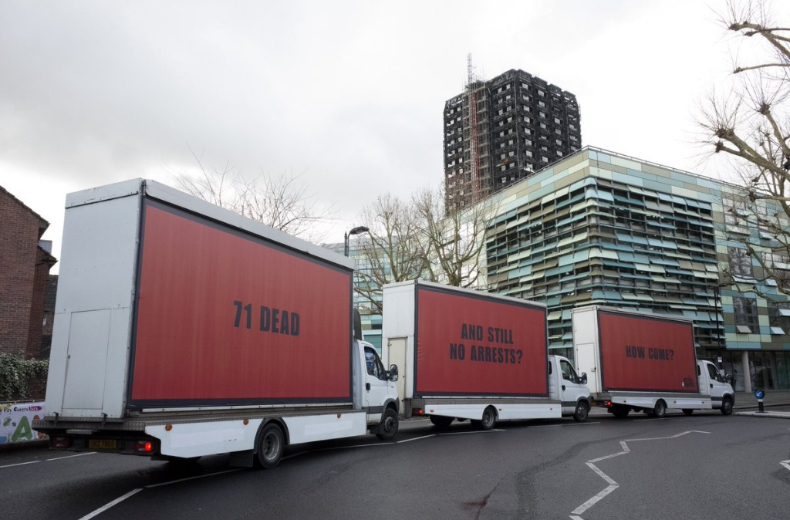 Justice for Grenfell - BBH