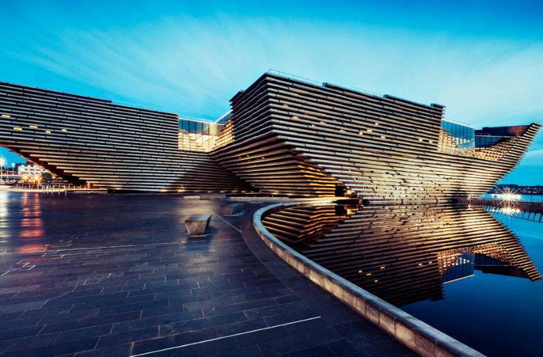 Architecture - V&A Dundee