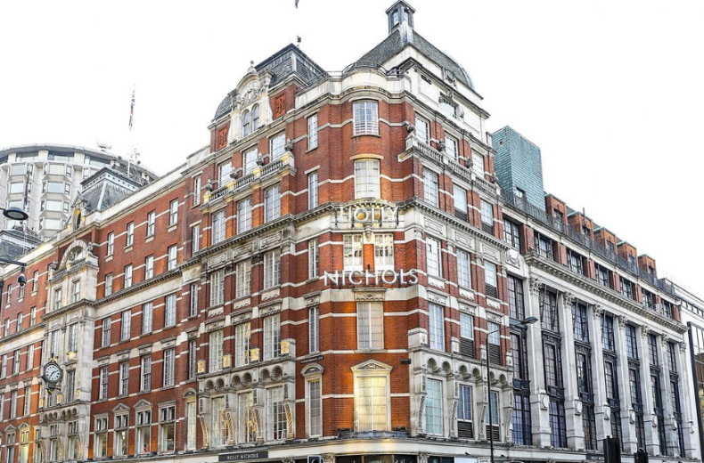 Harvey Nichols, 'Holly Nichols' by TBWA\London