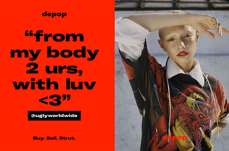 Depop by DesignStudio
