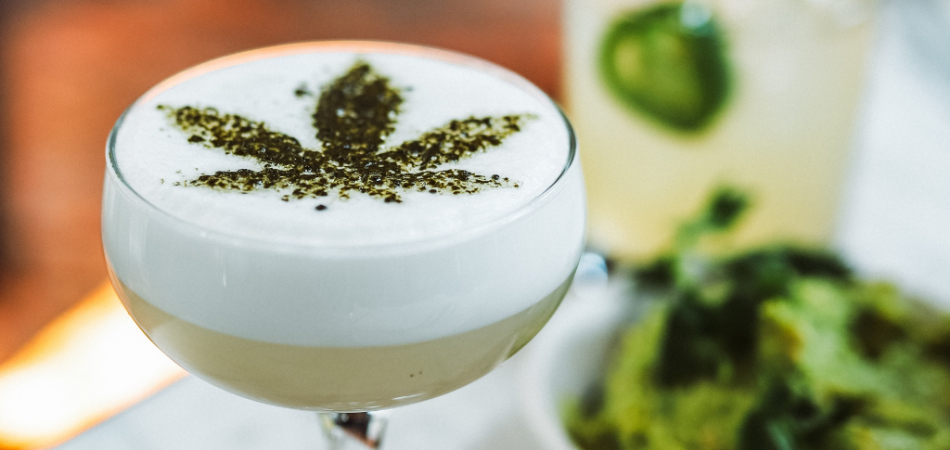 Wonderworks - Legal Cannabis: Threat or Opportunity for The Alcoholic Drinks Industry?