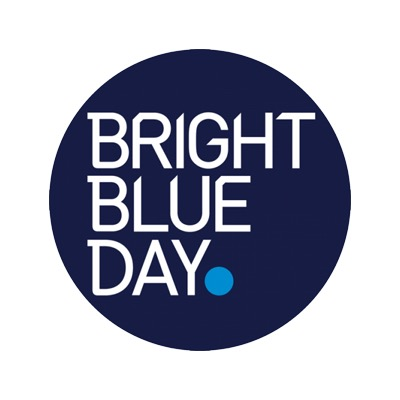 Bright Blue Day Logo
