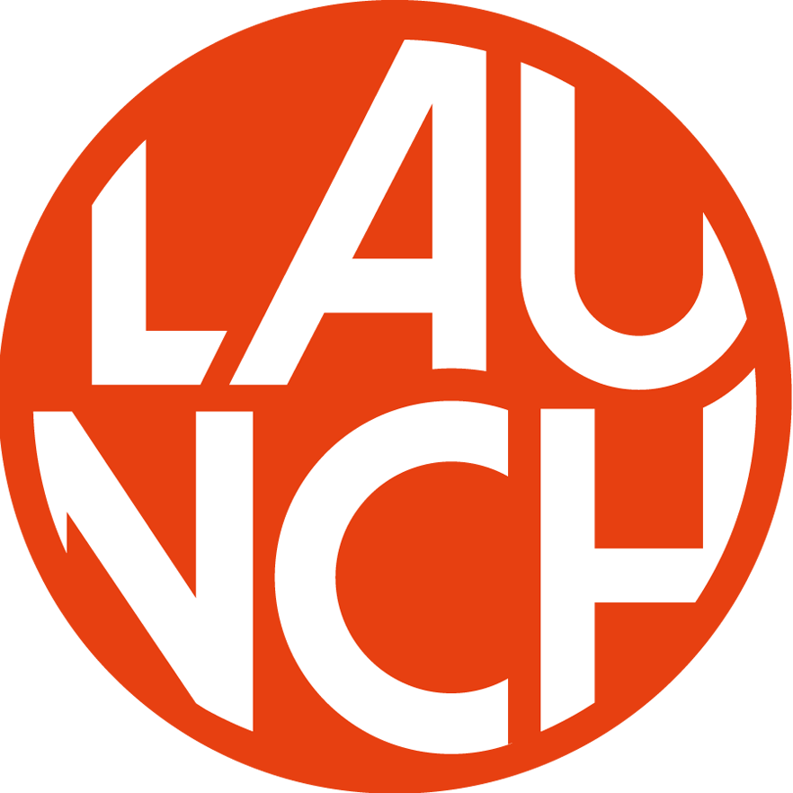 We Launch Logo