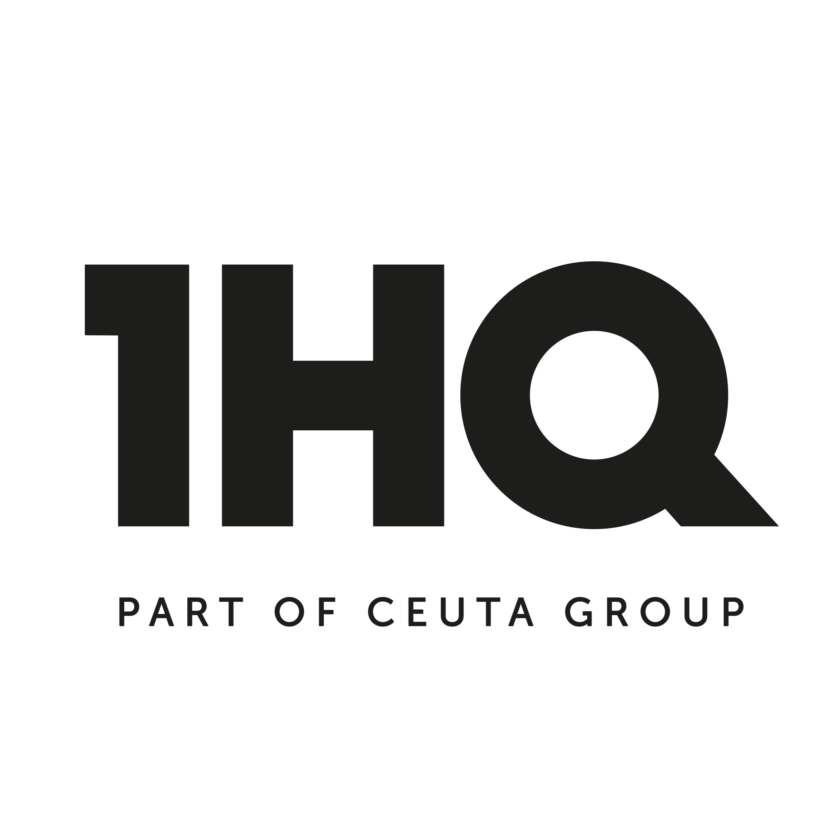 1HQ Brand Agency logo